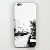 Jerusalem Light Rail iPhone & iPod Skin
