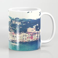 A vintage day in Portofino Mug