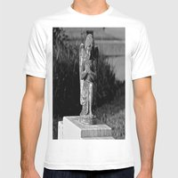 She Was an Angel Mens Fitted Tee White SMALL