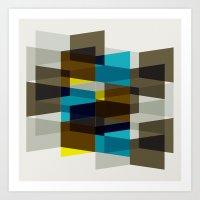 Aronde Pattern #03 Art Print