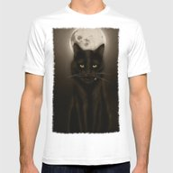 T-shirt featuring Salem After Dark by Isaiah K. Stephens