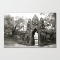 Ancient Cambodia Canvas Print