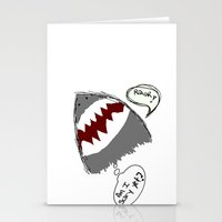 Am I Scary Yet? Stationery Cards