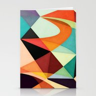 Stationery Cards featuring Quiet by Anai Greog