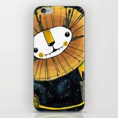 Debajo de las Estrellas Print iPhone & iPod Skin