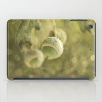 Acorns iPad Case