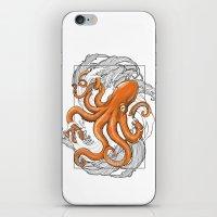 Hexapus Ink 3 iPhone & iPod Skin