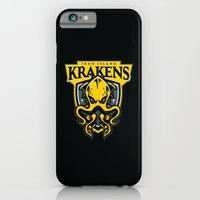 Iron Island Krakens iPhone 6 Slim Case