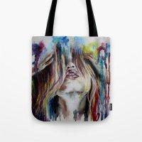 Haircolor (Study) Tote Bag