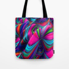 Abstract Pop Tote Bag