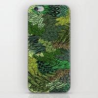 Leaf Cluster iPhone & iPod Skin