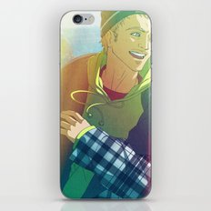 Cowhouse (Jesse Pinkman - Breaking Bad) iPhone & iPod Skin