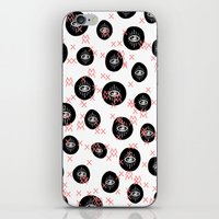 E.Y.E.S. NN MM iPhone & iPod Skin