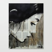 WITHIN WITHOUT Canvas Print