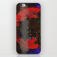 There Was A Crooked Hous… iPhone & iPod Skin