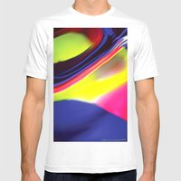 Twister Mens Fitted Tee White SMALL