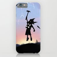 iPhone & iPod Case featuring Thor Kid by Andy Fairhurst Art