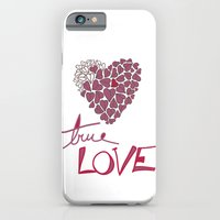 iPhone & iPod Case featuring True Love by Kim Moulder