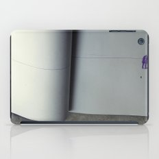 The Last Page iPad Case
