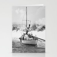 Shipwrecked 2 Stationery Cards