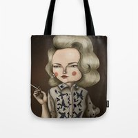 Betty Draper (Mad Men) Tote Bag