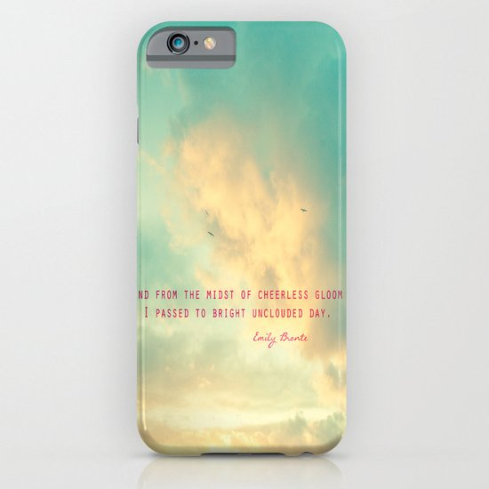 A Bright Day  iPhone & iPod Case
