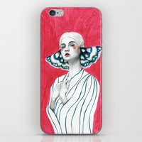 Natasha iPhone & iPod Skin