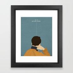 Doinel Framed Art Print