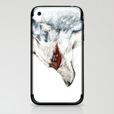 Coyote I iPhone & iPod Skin