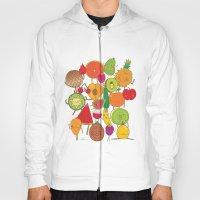 Veggies Fruits Hoody