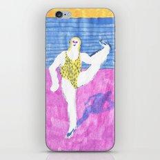 acrobat iPhone & iPod Skin