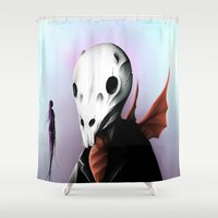 What Money Can Buy Shower Curtain