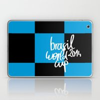 Brazil World Cup 2014 - Poster n°7 Laptop & iPad Skin
