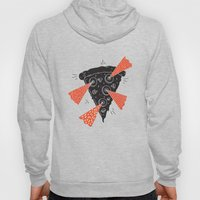 Lazer Pizza Hoody