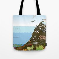 Southern California Tide Pool Explorer's Guide Tote Bag