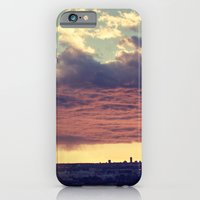 iPhone & iPod Case featuring Sky by -go-