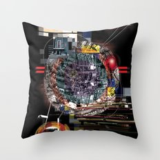 Romford. Throw Pillow