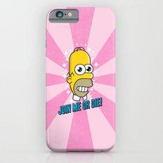 Brave Corporate Logo Slim Case iPhone 6s