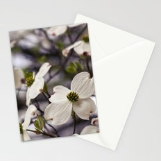 The Wee Dogwood Blooms No Less Beauty Stationery Cards