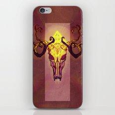 Skulls: Aura iPhone & iPod Skin