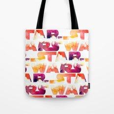 Star Wars Watercolor Gap Tote Bag