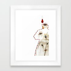 the Patriarch of Rome Framed Art Print