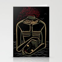 The Stranger - Camus Stationery Cards