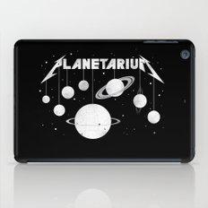 Planetarium (welcome home) iPad Case