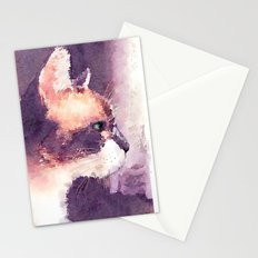 Cat Nick Stationery Cards