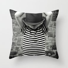 Juvenile Jazz 2 Throw Pillow