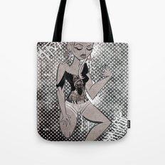 Atomic Romantic Tote Bag