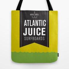 Atlantic Juice Tote Bag