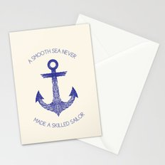 Smooth Sea Stationery Cards