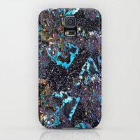 Galaxy S5 Cases featuring Aura Space by vanid